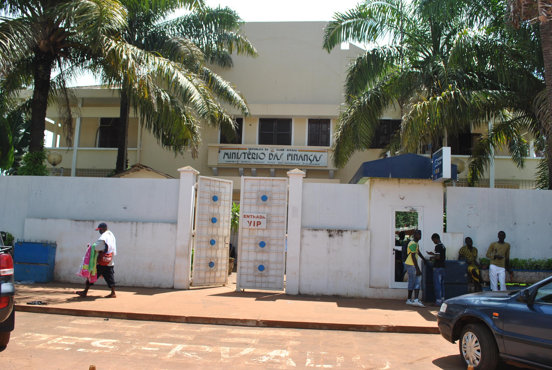 Image result for ministerio das financas da guine bissau