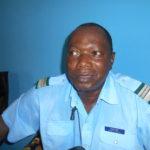 Comissário Provincial da Polícia da Ordem Pública, Alberto Bubacar Sidibé