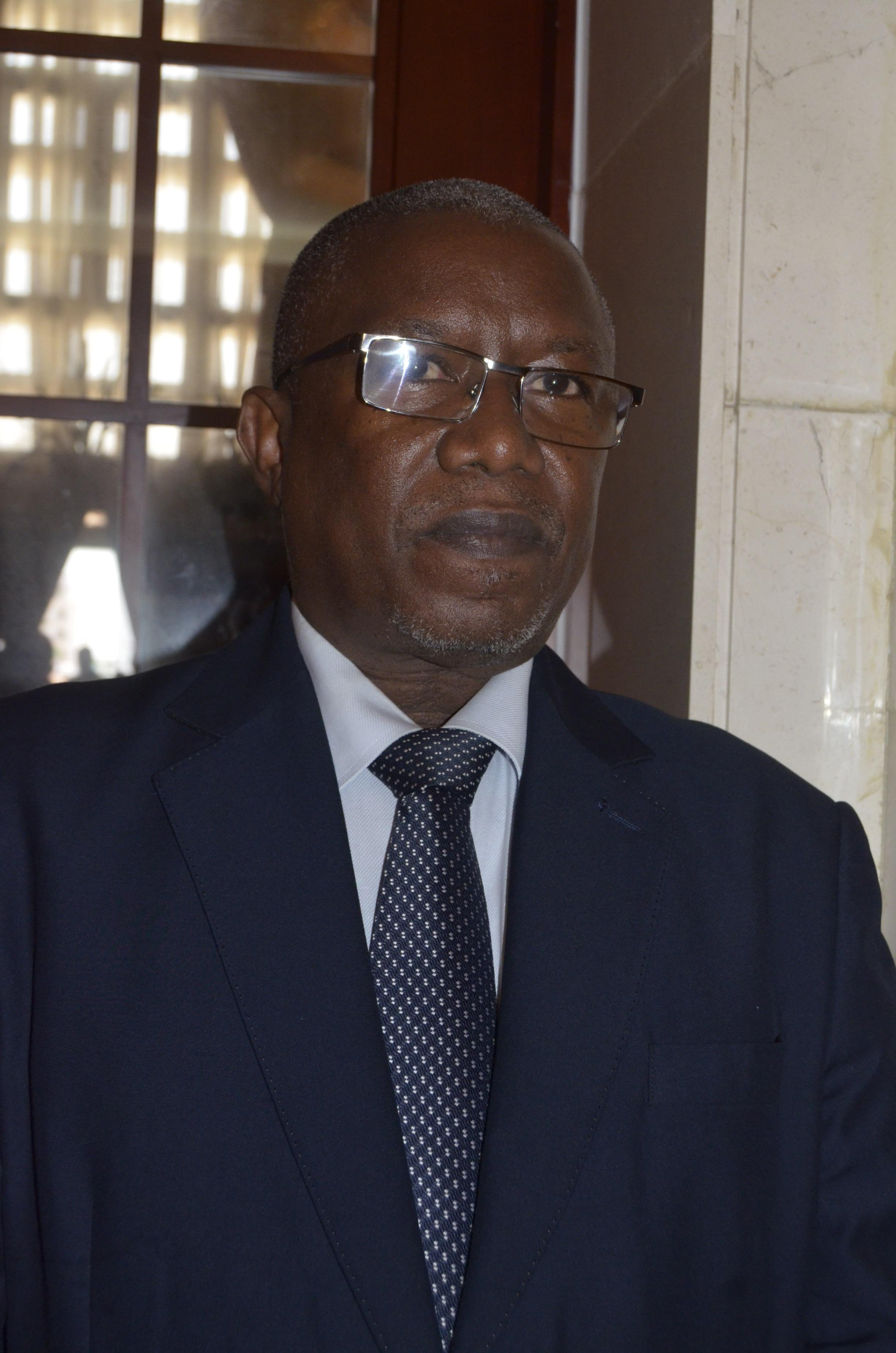 Camilo Simoes Pereira - ministro