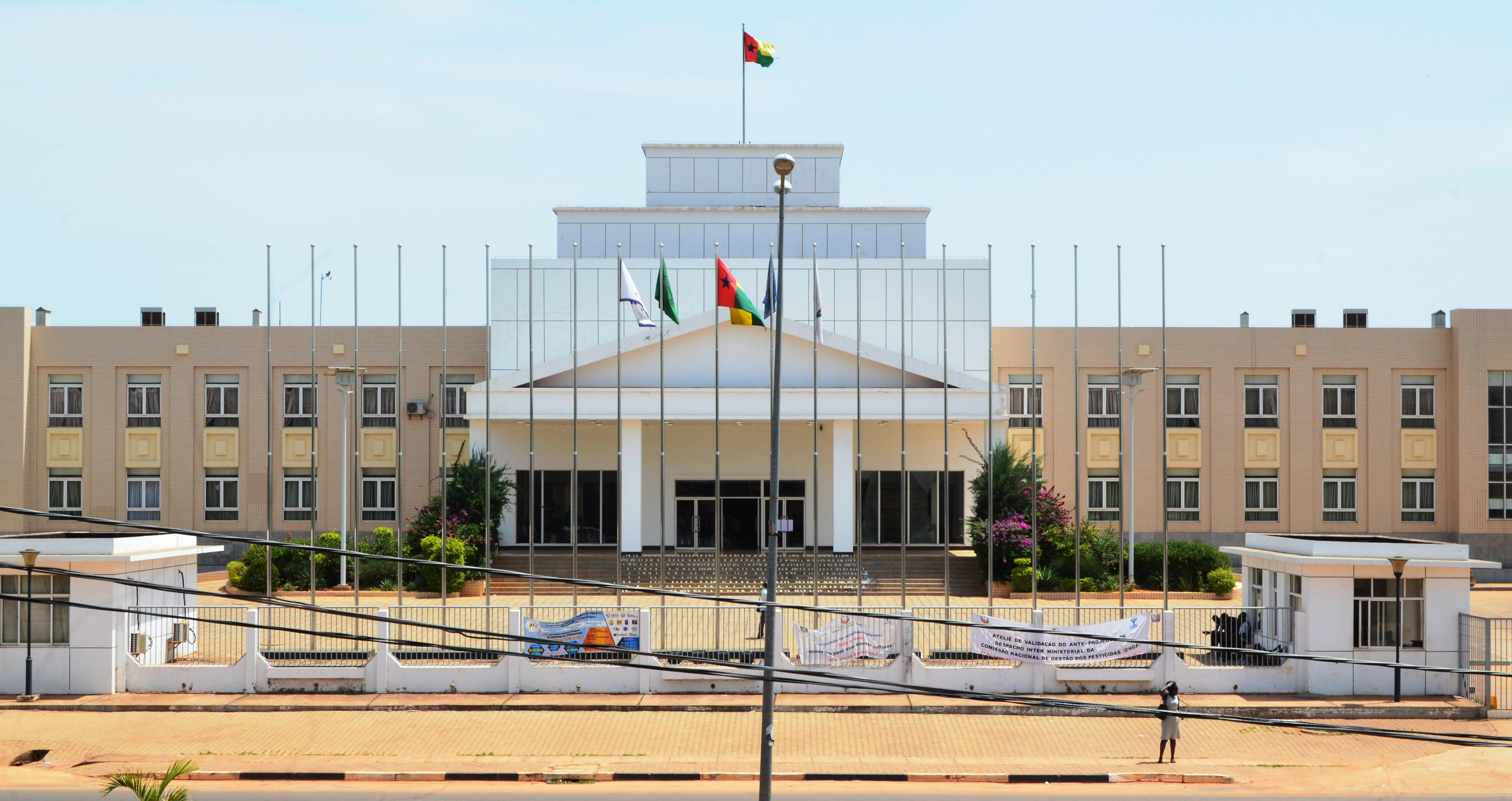 Edificio do Palacio de Governo