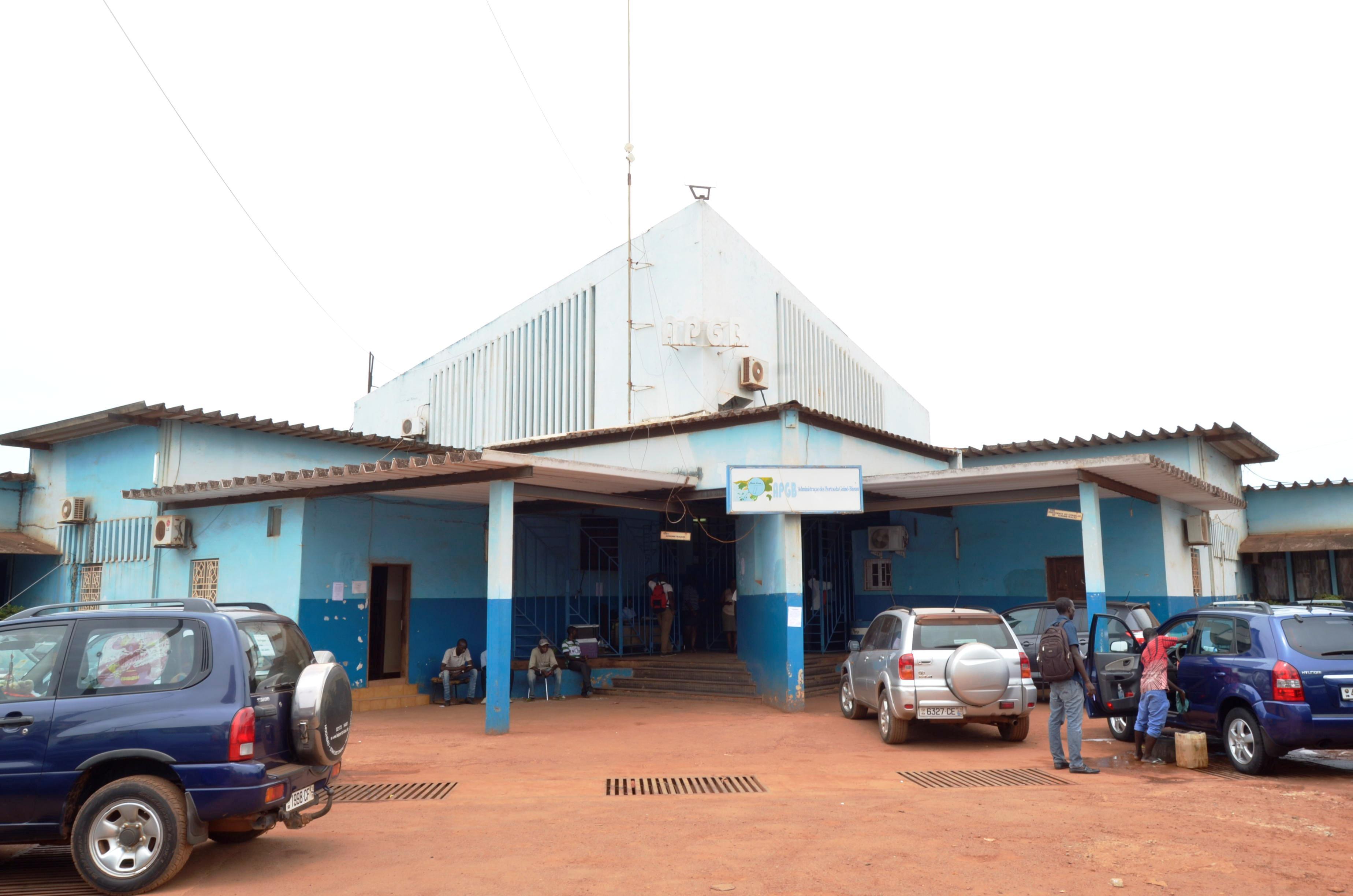 Sede da Empresa APGB