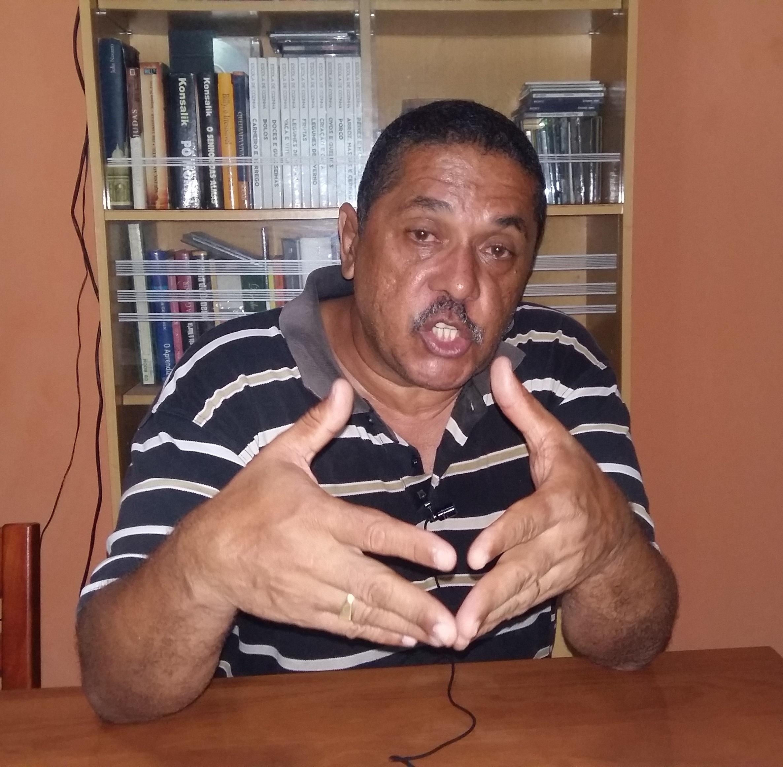 Rui Jorge Alves da Fonseca, especialista em matéria da agricultura